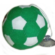 Сувенир на присоске,мячик на присоске,сувенирный мячик фото