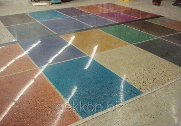 Крашенный бетон состав стяжки керамзитобетона