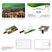 Тиражирование USB flash (флэшек) фото