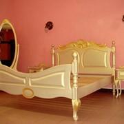 """Кровать """"Белая Ночь"""" фото"""