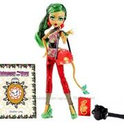Monster High Jinafire Long фото