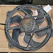 Вентилятор радиатора Citroen C4 2005-2011 фото
