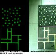 Самосветящаяся плитка GLOWWORM для внешней и внутренней отделки фото