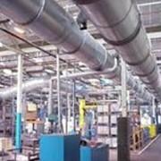 Кондиционирование воздуха в промышленных зданиях фото