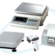 Ремонт электронных весов CAS(Южная Корея) фото