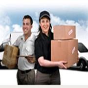 Система GPS-мониторинга автотранспорта на рынке курьерской доставки фото
