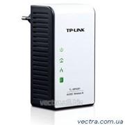 Адаптер TP-Link Powerline стандарта AV200 (усилитель беспроводного сигнала до 300 Мбит\сек) (TL-WPA281) фото