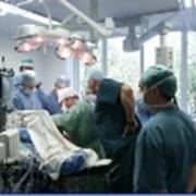 Прием врача-хирурга фото
