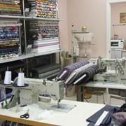 Услуги шитья на давальческом сырье Изготовление швейных изделий из давальческого сырья фото