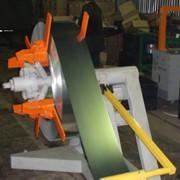Разматыватель рулонного металла (рулонница) фото