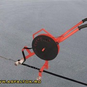 Ручной укладчик дорожной ленты ЛР-200 фото