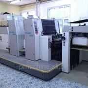 MAN Roland R 302 HOB бу 1996 г. 2-х красочная листовая офсетная печатная машина фото