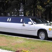 Lincoln Town Car 120″ фото