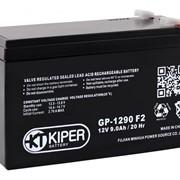 Аккумуляторная батарея Kiper GP-1290 12V/9Ah фото