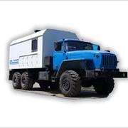 Агрегат ремонтно-сварочный на шасси Урал 4320 фото