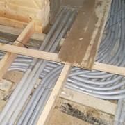 Строительство инженерных сетей в Астане фото