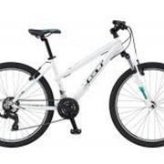 Велосипед GT Laguna Lady (2014) белый металликв фото