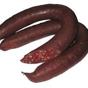Колбаса кровяная фото