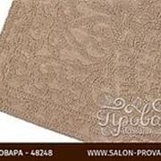 Набор ковриков 2 пр. Gelin Home SONIL хлопковая махра тёмно-коричневый 45х60, 60х100 фото