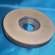 Круг алмазный шлифовальный плоский с выточкой фото