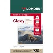 Глянцевая бумага Lomond фото