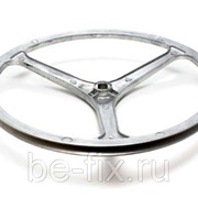 Шкив барабана для стиральной машины Whirlpool 481952888119. Оригинал фото
