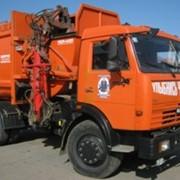 Сбор, транспортировка и размещение отходов и крупногабаритного мусора в городе Краснодаре фото