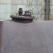 Баки, цистерны, бочки, резервуары металлические б/у, толстостенные, 25 м3 фото