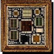 """Многокристальные модули на основе """"безазотных"""" и синтетических алмазов фото"""