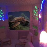 Соляная пещера (галокамера) фото