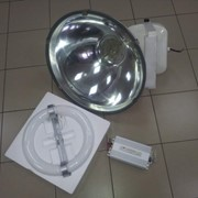 Индукционная лампа Saturn+Прожектор Smart Dragon фото