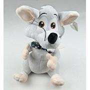 Крыса Диджей мягкая игрушка 30см фото