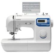 Компьютерные швейные машины. фото