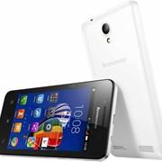 Смартфон Lenovo A319 Dual Sim White