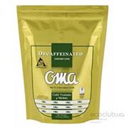 Кофе молотый без кофеина Export line OMA 500г 3331 фото