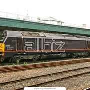 Перевозки грузов железнодорожным транспортом фото