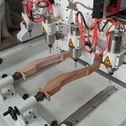 Работы на 4-х координатном фрезерно-токарном станке в Лабинске фото