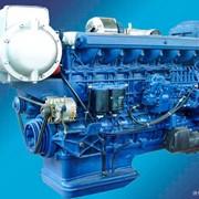 Двигатель дизельный судовый серии Weichai WP12C фото