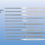 Алмазные надфили DF 4142 четырехгранные фото