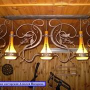 Кованые изделия для интерьера, Киев фото