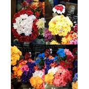 Цветы искусственные фото