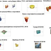 Коллекция мягких модулей Быт казахского народа фото