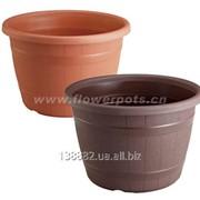 Горшок для цветов, диаметр 25 см,7101 110617 фото