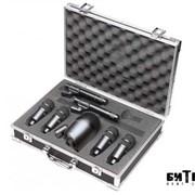 Набор инструментальных микрофонов Stagg DMS-5700H фото