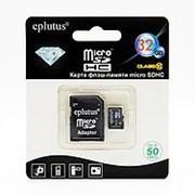 Карта памяти Eplutus MicroSD HC 32 ГБ фото