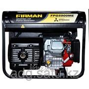 Бензиновый генератор FPG5900ME на 220V фото