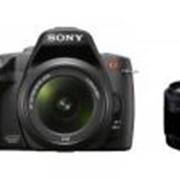 Цифровая зеркальная фотокамера Sony Alpha DSLR-A390Y Kit фото