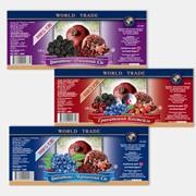 Дизайн этикетки, упаковки, наклейки, дизайн упаковки и этикетки, разработка дизайна этикетки, дизайн этикетки цена фото