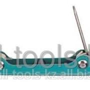 Набор ключей Torx складной - 8пр Код:5087TF фото