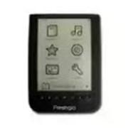 "Электронная книга PRESTIGIO PER5062B (6"" 800x600 SiPix, Text/Image/Audio, USB/Аудио разъем/Wi-Fi, Черный), Retail фото"